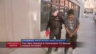 Suspects arrested in alleged drugging, rape case