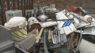 TONIGHT AT 5: City of Pittsburgh losing out on money from scrap metal