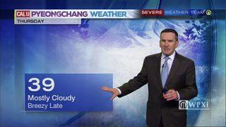 PyeongChang Forecast (2/21/18)