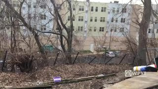 RAW VIDEO: Landslide on Broad St