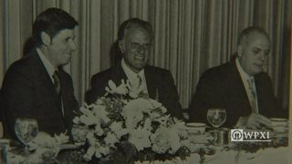 RAW VIDEO: Local church recalls Rev. Billy Graham