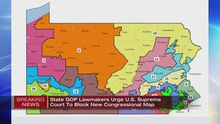 State GOP lawmakers urge U.S. Supreme Court to block new congressional map