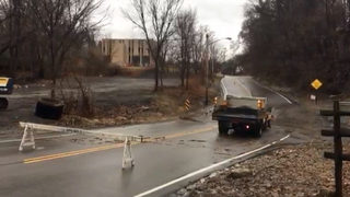 Flooding in Allegheny County