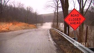 RAW VIDEO: Flooding in North Union Township