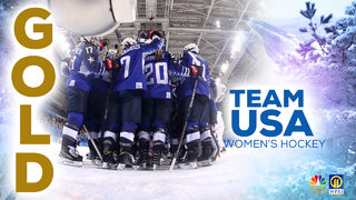 Drought ends: American women beat Canada 3-2 in SO for gold