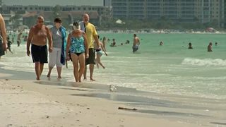 VIDEO: Top beaches in Florida named