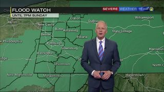Flood watch until Sunday night