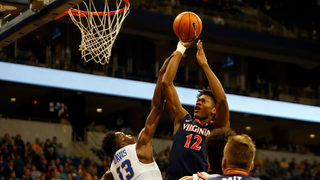 No. 1 Virginia cruises past Pitt, secures outright ACC title