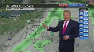 Rain tapering off, but concern for flooding still remains