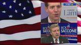 Candidates Saccone, Lamb both military veterans