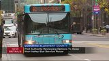Call for change to aggressive plan for rapid bus transit