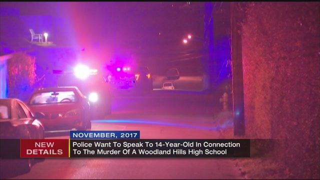 Police seek 14-year-old as part of investigation into fatal shooting