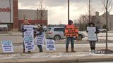 RAW VIDEO: Activists rally outside Dick's Sporting Goods