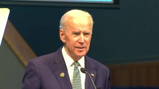 Joe Biden talks about his special connection with Dan Rooney