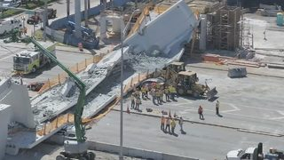 Crews recover 2 cars, 3 bodies in Fla. bridge collapse