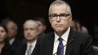 Political clash grows over McCabe firing