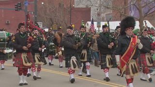 Thousands enjoy St. Patrick