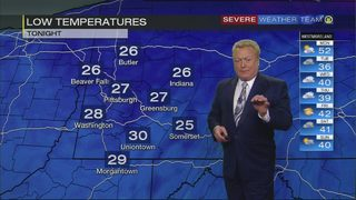 Clear weather to continue Monday (3/18/18)