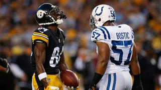 Steelers sign inside linebacker Jon Bostic to 2-year deal