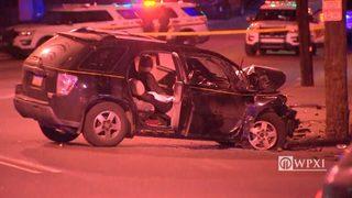 Woman killed in car crash in East Hills identified