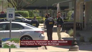 Another blast rocks Austin, but unrelated to other bombings