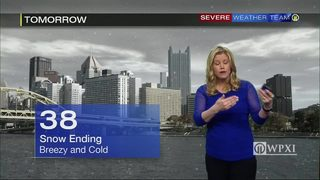 Tonight, tomorrow and 5-Day forecast (3/20/18)