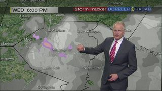 Icy spots possible after record snowfall