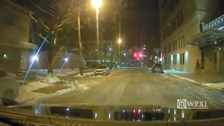 RAW VIDEO: Morning road conditions