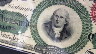 Rare money sells for nearly $8 million at Baltimore auction