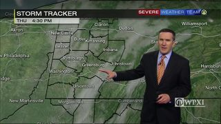 Afternoon forecast and 5-Day (3/22/18)