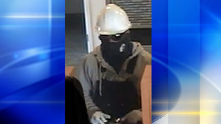 Armed man wearing hard hat robs Kennedy Township bank