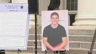 Senate leader proposes new anti-hazing law after Penn State students death