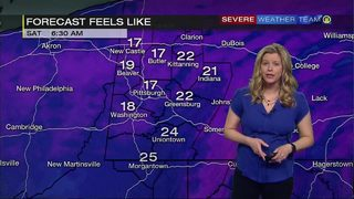 Temperatures on the rise, but well below normal