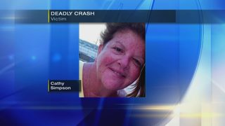 Woman killed in chain-reaction crash identified