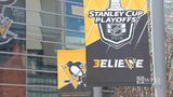 RAW VIDEO: PPG Paints Arena preparations for Game One