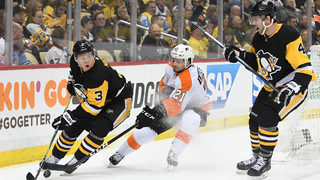 Penguins focusing on putting Flyers away in Game 5, avoiding another road contest