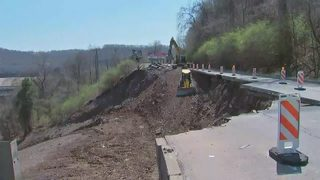 PennDOT planned to do work on Route 30 days before it collapsed