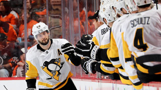 Penguins blow out Flyers 5-0, take 3-1 lead in series