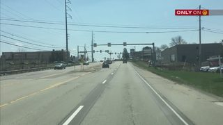 Police: Driver hit by car when fleeing after traffic stop