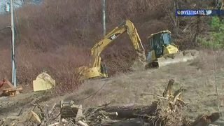 City, county millions over budget on landslide cleanup