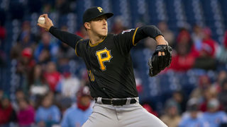 Arrieta, Phillies blank Bucs 7-0; Taillon exits in 2nd inning