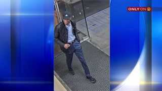 Police: Suspect sought for