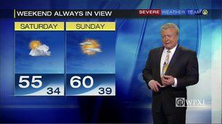 Weekend forecast (4/19/18)