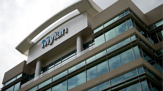 Mylan laying off hundreds of workers
