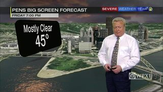 Pens Big Screen Forecast (4/20/18)