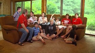 VIDEO: Michigan family welcomes 14th son