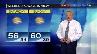 Weekend Forecast (4/20/18)