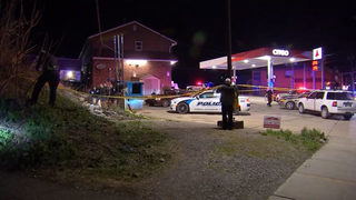 2 shot in residential area, seek help at gas station