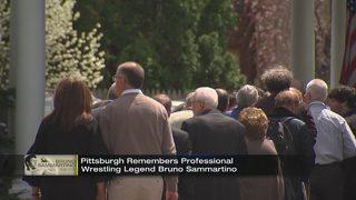 Hundreds gather for memorial service for Bruno Sammartino