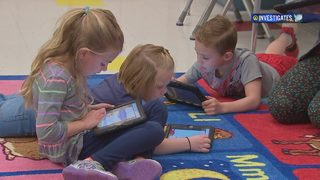 Kids struggling to learn basic skills because of digital devices